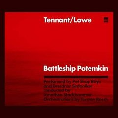 Battleship Potemkin - PSB original soundtrack