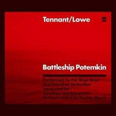 Battleship Potemkin - PSB original soundtrack