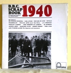 BBC Scrapbook 1940 original soundtrack