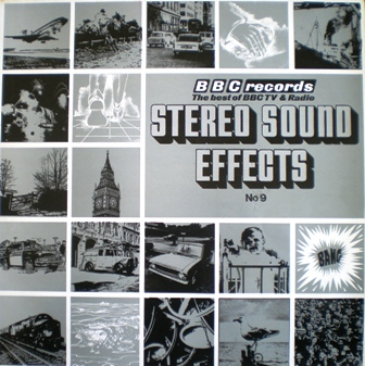 BBC Sound Effects no.9 original soundtrack