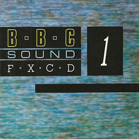 BBC SOUND FX CD 1 original soundtrack