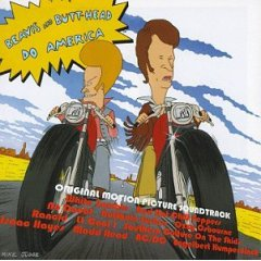 Beavis and Butthead do America original soundtrack