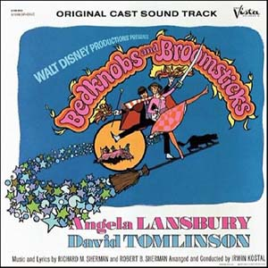 Bedknobs and Broomstricks original soundtrack