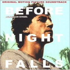 Before Night Falls original soundtrack