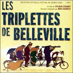 Belleville Rendez-Vous / triplettes de belleville original soundtrack