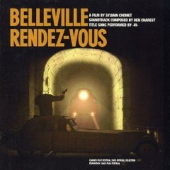 Belleville Rendez-Vous original soundtrack
