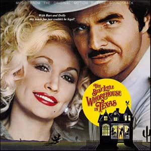 Best little Whorehouse in Texas original soundtrack