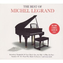 Best of Michel Legrand original soundtrack