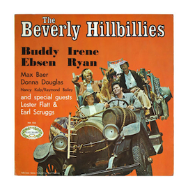 Beverly Hillbillies original soundtrack