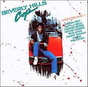 Beverly Hills Cop original soundtrack