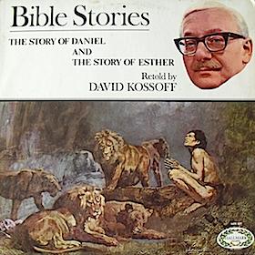 Bible Stories: Daniel + Esther original soundtrack