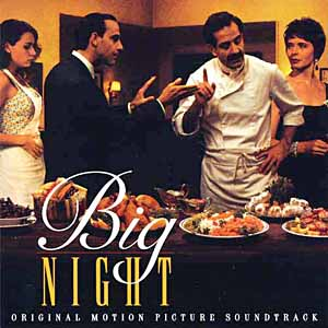 Big Night original soundtrack