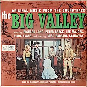 Big Valley original soundtrack