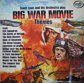 Big War Movie Themes original soundtrack