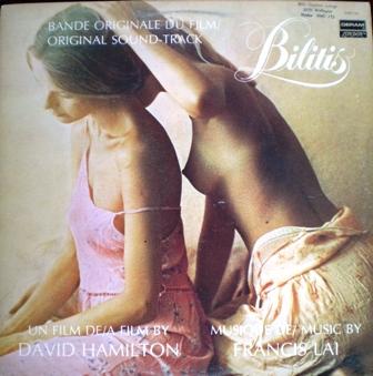Bilitis original soundtrack