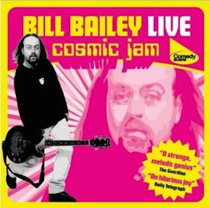 Bill Bailey: Cosmic Jam original soundtrack