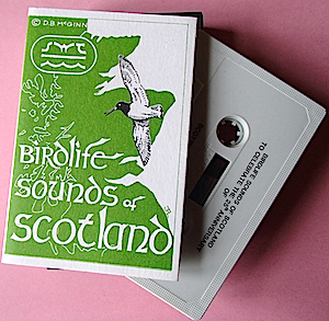 Birdlife Sounds of Scotland original soundtrack