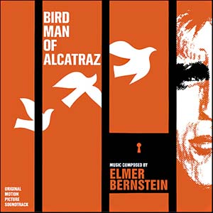 Birdman of Alcatraz original soundtrack