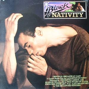 Black Nativity original soundtrack