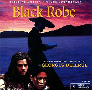 Black Robe original soundtrack