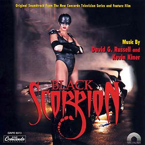 Black Scorpion original soundtrack