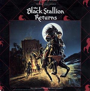 Black Stallion Returns original soundtrack