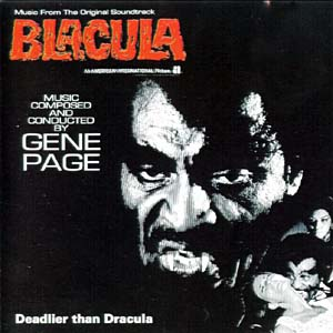 Blacula original soundtrack