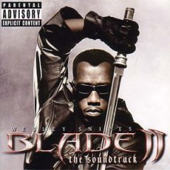 Blade II original soundtrack