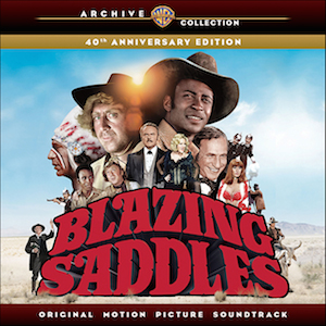 Blazing Saddles original soundtrack