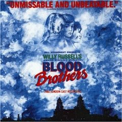 Blood Brothers: 1988 london cast recording original soundtrack