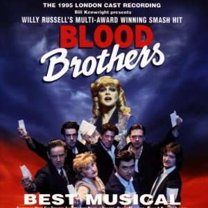 Blood Brothers: 1995 london cast recording original soundtrack