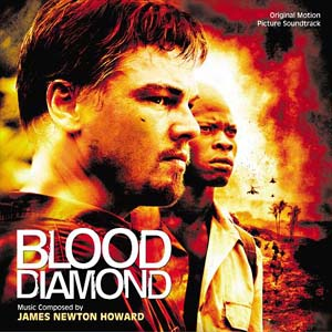 Blood Diamond original soundtrack