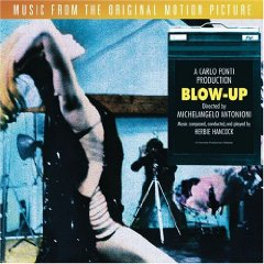Blow Up: w/ extra tracks original soundtrack