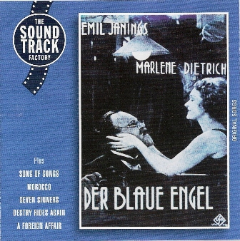 Blue Angel / Blaue Engel original soundtrack