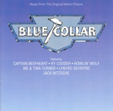 Blue Collar original soundtrack