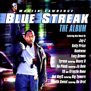 Blue Streak original soundtrack