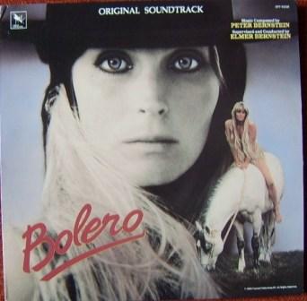 Bolero original soundtrack