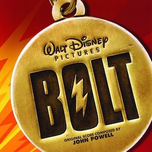 Bolt original soundtrack
