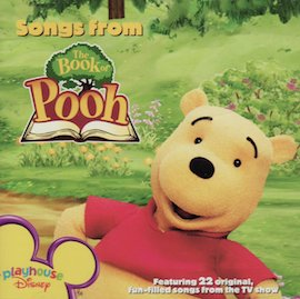 Book of Pooh: Songs from original soundtrack