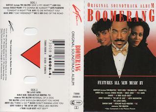 Boomerang original soundtrack