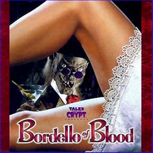 Bordello of Blood original soundtrack