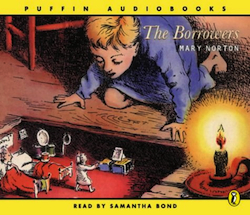 Borrowers original soundtrack