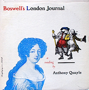 Boswell's London Journal original soundtrack