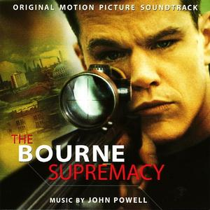 Bourne Supremacy original soundtrack