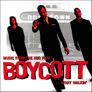 Boycott original soundtrack