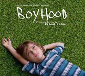 Boyhood original soundtrack