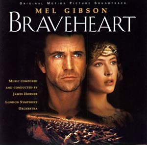 Braveheart original soundtrack