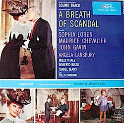Breath of Scandal original soundtrack