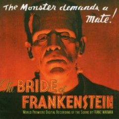 Bride of Frankenstein original soundtrack