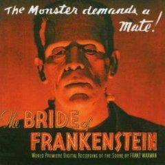 Bride of Frankenstein original soundtrack